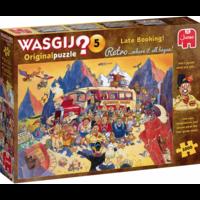 Wasgij Retro Original 5 - Late Booking - 1000 pièces