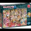 Jumbo Wasgij Retro Mystery 5 - Sunday Lunch! - 1000 stukjes
