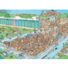 Jumbo Pool Pile-up  - JvH - 1000 pieces