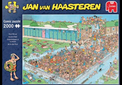 Jumbo PRE-ORDER: Embouteillages à la piscine - 2000 pièces