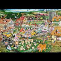 thumb-I Love Spring - puzzel van 1000 stukjes-2
