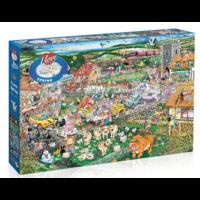 thumb-I Love Spring - puzzel van 1000 stukjes-1