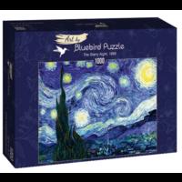 Vincent Van Gogh - Sterrennacht - 1000 stukjes