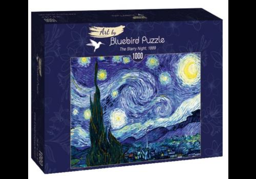 Bluebird Puzzle Vincent Van Gogh - Sterrennacht - 1000 stukjes