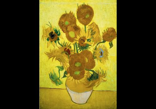 Bluebird Puzzle Vincent Van Gogh - Les Tournesols - 1000 pieces