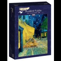 thumb-Vincent Van Gogh - Nachtcafé - 1000 stukjes-2