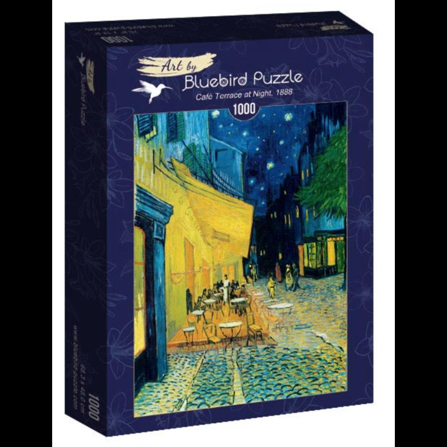 Vincent Van Gogh - Nachtcafé - 1000 stukjes-2