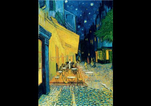 Bluebird Puzzle Vincent Van Gogh - Café Terrace at Night - 1000 pieces