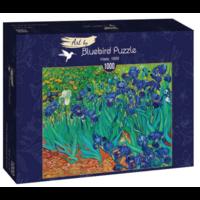 thumb-Vincent Van Gogh - Irissen - 1000 stukjes-2
