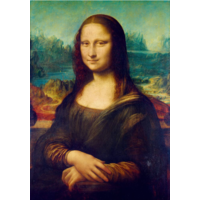 thumb-Leonardo Da Vinci - Mona Lisa - 1000 stukjes-1