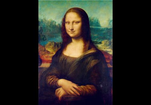 Bluebird Puzzle Leonardo Da Vinci - Mona Lisa - 1000 pièces