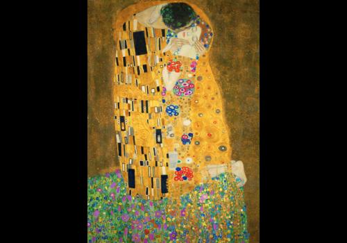 Bluebird Puzzle Gustave Klimt - The  Kiss - 1000 pieces