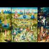 Bluebird Puzzle Jheronimus Bosch - Jardin des délices - 1000 pièces