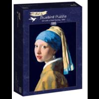 thumb-Vermeer - Het meisje met de parel - 1000 stukjes-2