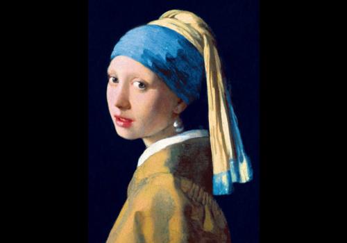 Bluebird Puzzle Vermeer - La jeune fille à la perle - 1000 pièces