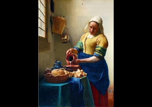Bluebird Puzzle Vermeer - La Laitière - 1000 pièces