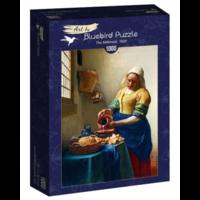 thumb-Vermeer - Het melkmeisje - 1000 stukjes-2