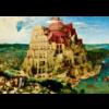 Bluebird Puzzle Pieter Bruegel - Tour de Babel - 1000 pièces