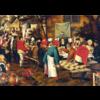 Bluebird Puzzle Pieter Bruegel - De boerenbruiloft - 1000 stukjes
