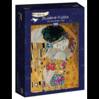 thumb-Gustave Klimt - Le Baiser (Détail) - 1000 pièces-2