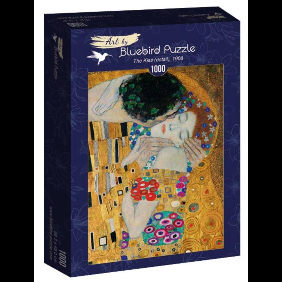 Gustave Klimt - Le Baiser (Détail) - 1000 pièces-2