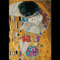 thumb-Gustave Klimt - Le Baiser (Détail) - 1000 pièces-1