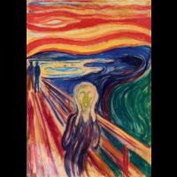 thumb-Munch - De Schreeuw - 1000 stukjes-1
