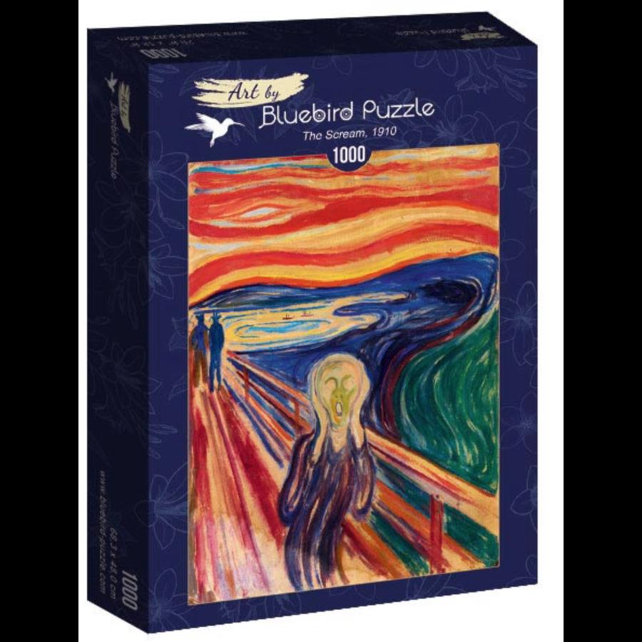 Munch - De Schreeuw - 1000 stukjes-2