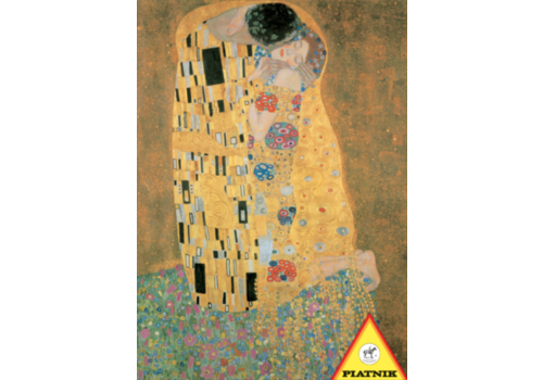 Piatnik Gustave Klimt - Le baiser - 1000 pièces