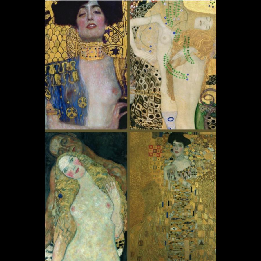 Gustave Klimt - De Collectie - 1000 stukjes-1