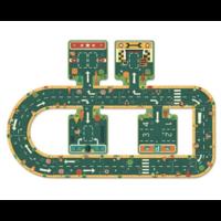 thumb-Construisez votre route - 21 pièces-1