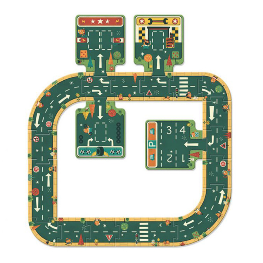 Construisez votre route - 21 pièces-4