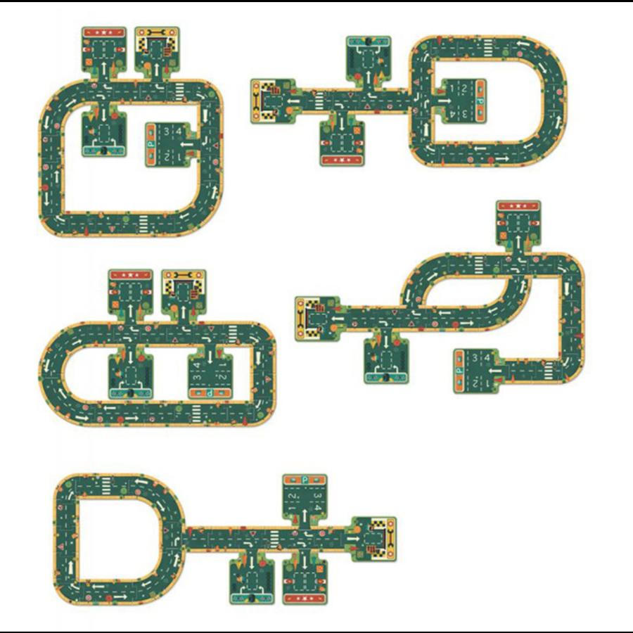 Construisez votre route - 21 pièces-5