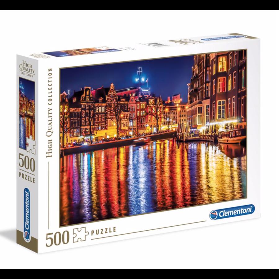 Amsterdam - puzzel van 500 stukjes-1