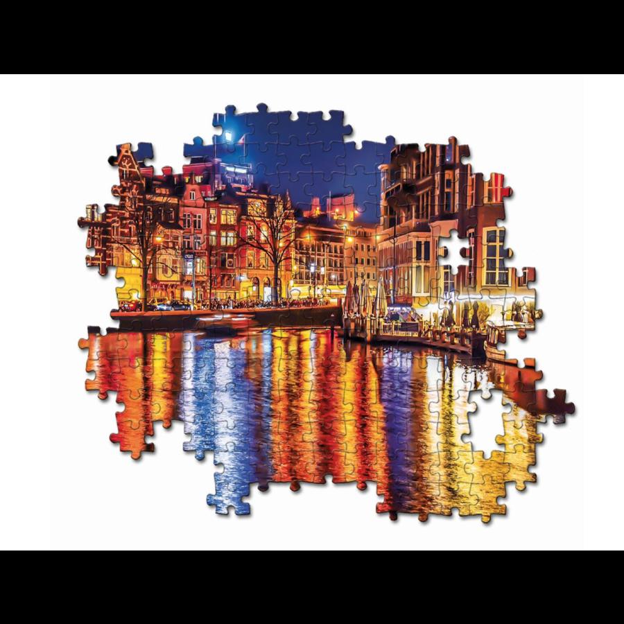 Amsterdam - puzzel van 500 stukjes-2