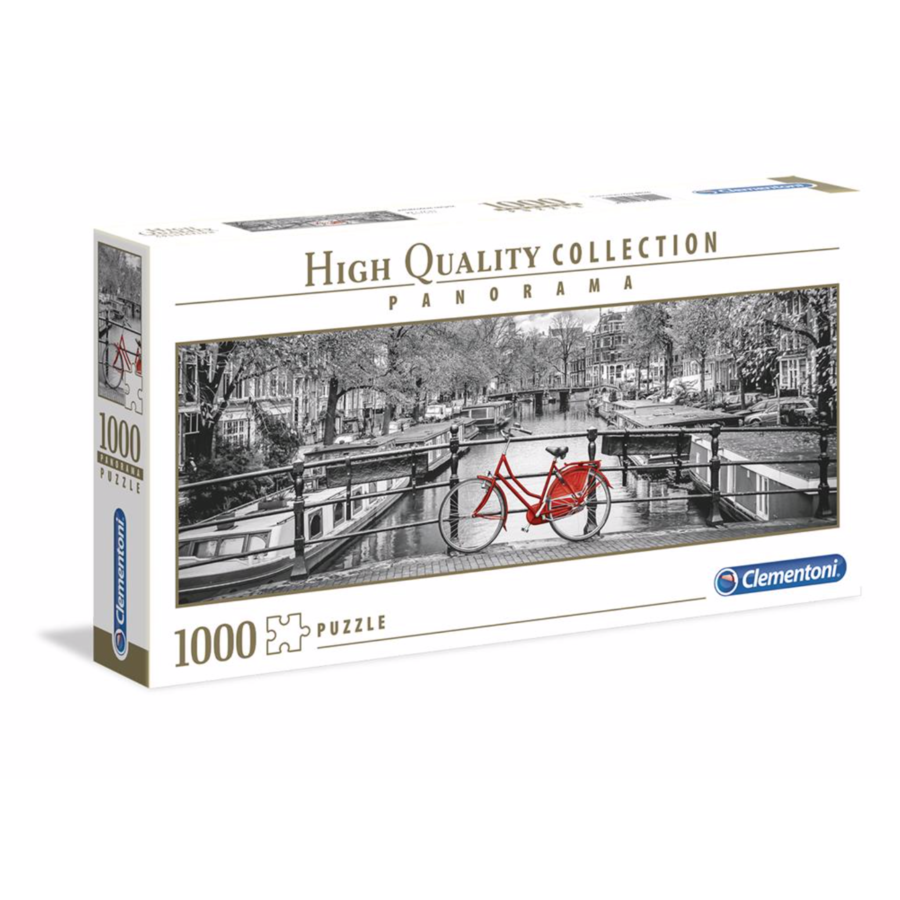 Amsterdam - 1000 pieces-1
