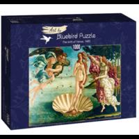 thumb-Botticelli - Geboorte van Venus - 1000 stukjes-2