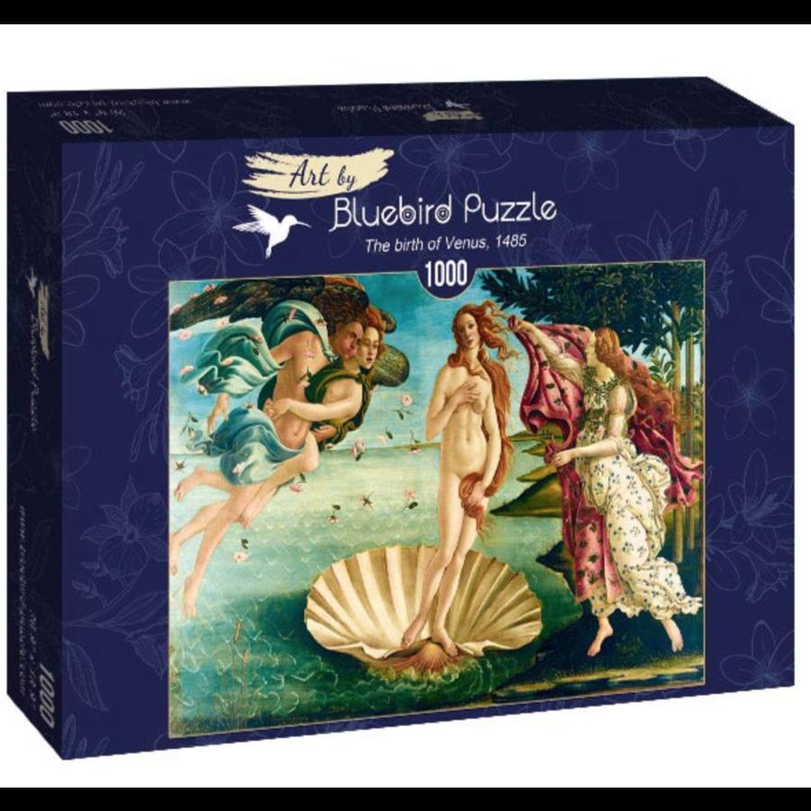 Botticelli - Geboorte van Venus - 1000 stukjes-2