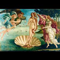 thumb-Botticelli - Geboorte van Venus - 1000 stukjes-1