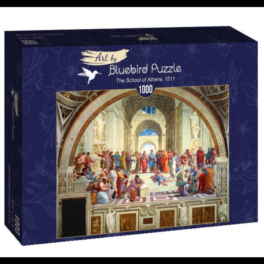 Raphael - School d'Athènes - 1000 pièces-2