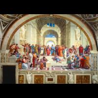 thumb-Raphael - School d'Athènes - 1000 pièces-1