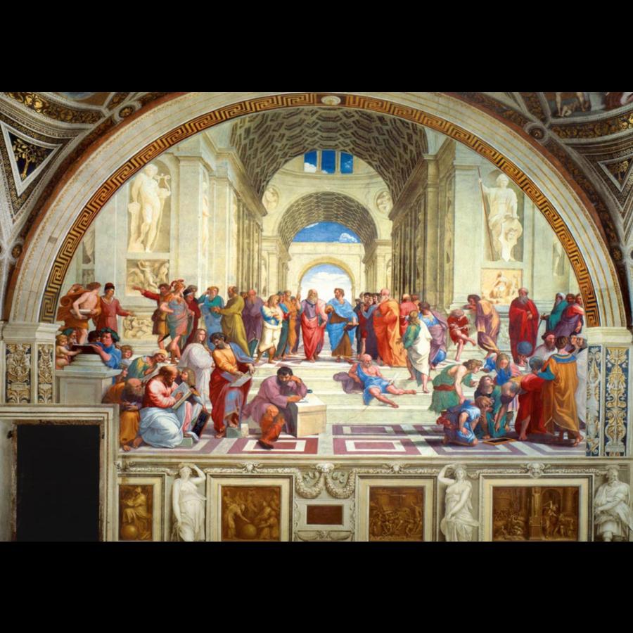 Raphael - School d'Athènes - 1000 pièces-1
