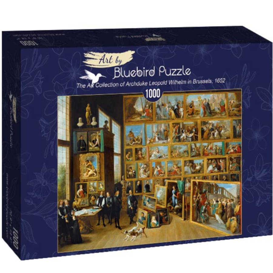 David Teniers II - The Art collection - 1000 pieces-2
