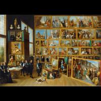 thumb-David Teniers II -  De Kunstcollectie - 1000 stukjes-1