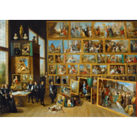 thumb-David Teniers II - The Art collection - 1000 pieces-1