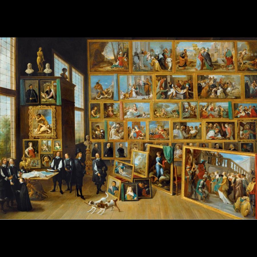David Teniers II -  De Kunstcollectie - 1000 stukjes-1