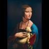 Bluebird Puzzle Leonardo Da Vinci - Dame met de Hermelijn - 1000 stukjes