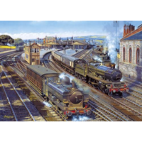 Elegance & Industry - 1000 piece jigsaw puzzle