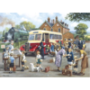 Gibsons The Evacuees - 1000 piece jigsaw puzzle