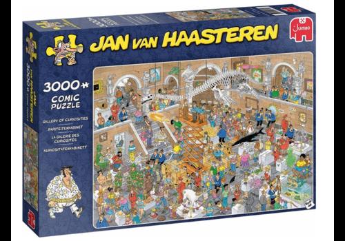 Jumbo Het Rariteitenkabinet - JvH - 3000 stukjes